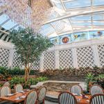Bob McGrath Construction - Le Tavern - Garden Terrace
