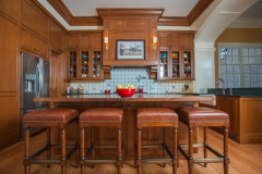 Traditional American Colonial Kitchen Renovation in Colorado Springs, CO