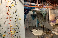 City Rock Indoor Climbing Colorado Commercial Construction