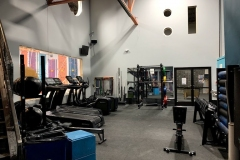 Construction Process Indoor Rock Climbing Gym - Colorado Springs