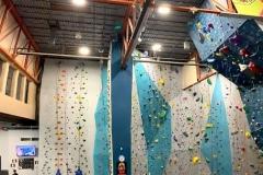 Colorado Springs Indoor Rock Climbing Gym