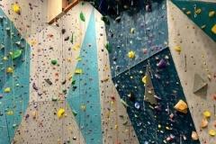 Colorado Springs, CO Indoor Rock Climbing Construction Work