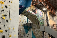 Colorado Springs Indoor Rock Climbing Commercial Construction