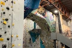 Colorado Springs Indoor Rock Climbing Commercial Construction