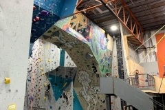 Colorado Commercial Construction Process - Indoor Rock Climbing