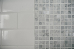 Tile Detail in Classic Home Renovation Project