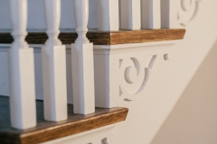 Classic & Elegant Detail On A Classic Home Renovation Update