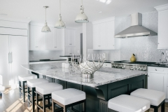 Classic Beautiful  Bright Kitchen Design Renovation