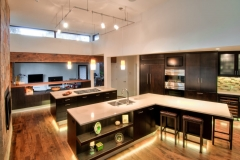 Colorado Springs Modern Kitchen Design Renovation
