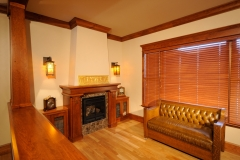 Craftsman Livingroom Home Remodeling - Colorado Springs