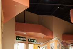 Discovery Church Soffit Ceiling Install