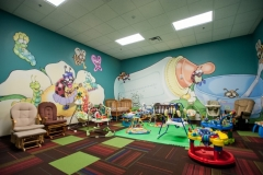 Kids Church Room - Colorado Springs Commercial Construction