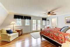 A Dutch Colonial Bedroom