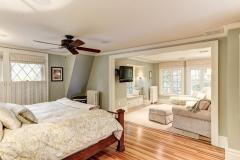 Dutch Colonial Master Bedroom