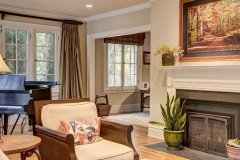 Dutch Colonial Inspired Livingroom
