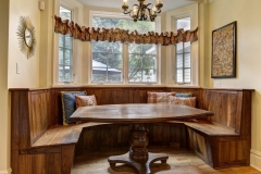 Traditional Dutch Colonial Breakfast Area