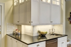 Dutch Colonial Inspired Cabinets