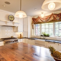 Traditional Dutch Colonial Kitchen