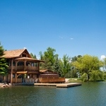 Fly Fishing Broadmoor Hotel - Commercial Building Construction Types