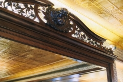 Golden Bee Restaurant Detail - Broadmoor Hotel Colorado Springs - Commercial Construction