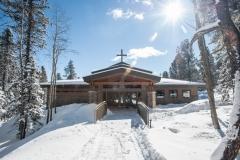 Golden Bell Church Divide Colorado - Commercial Building Contractor