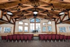 Golden Bell Church - Divide CO - Commercial Contractors Bob McGrath Construction