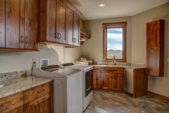 Mountain Home Design - Laundry Room - Colorado Springs