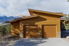 Mountain Home Design - Two Car Garage - Colorado Springs