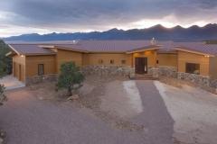 Mountain Home Exterior Design - Colorado Springs Mountain Home Renovation