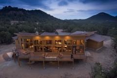 Large Rocky Mountain, Mountain Home Renovation in Colorado