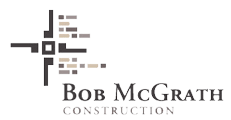 Bob McGrath Construction Logo
