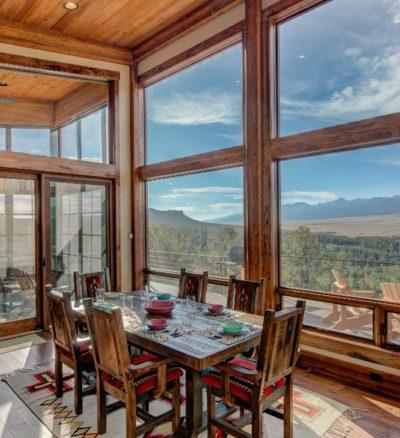Bob McGrath Construction Custom Mountain Home
